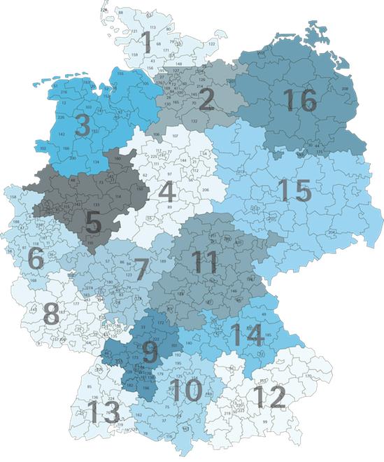 distrikte